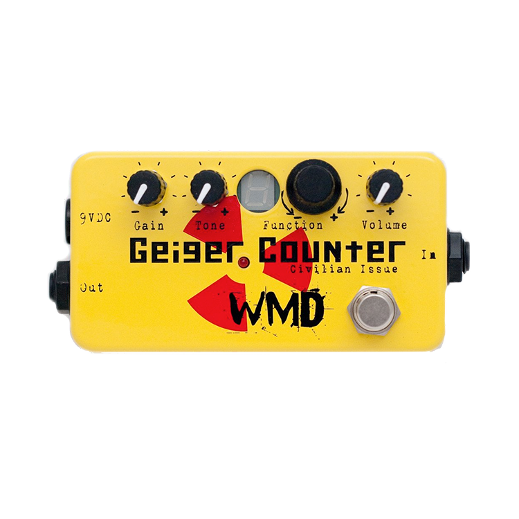Geigercounters