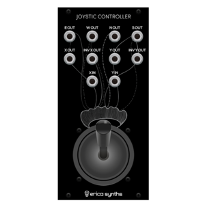 Thumb joystic controller