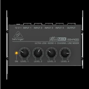 Behringer MX-400 MicroMix 小型混音器