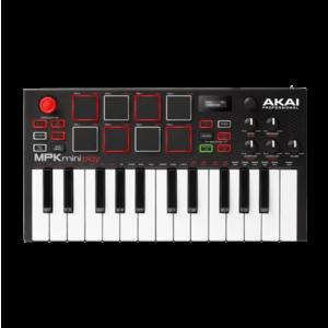 Akai MPK Mini Play 獨立 MIDI 控制器
