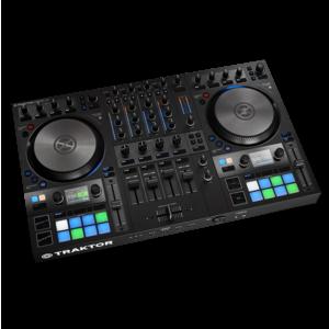 Native Instruments Traktor Kontrol S4 MKIII DJ 控制器