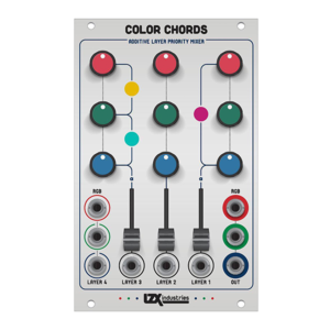 LZX Industries Color Chords