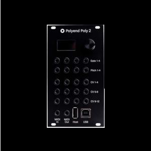 Polyend Poly 2 MIDI to CV Converter