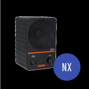 Fostex 6301NX(單顆)量測主動式監聽喇叭