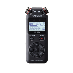 Tascam DR-05X 手持錄音裝置