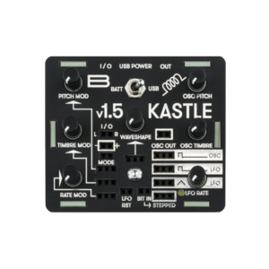 Bastl Instrument Kastle v1.5 合成器