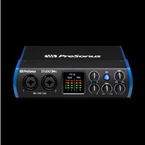 PreSonus Studio 24c 錄音介面