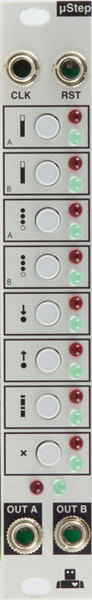 Intellijel µStep