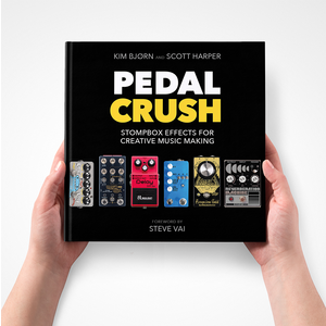 BJOOKS 「 Pedal Crush 」 Stompbox 效果器大全