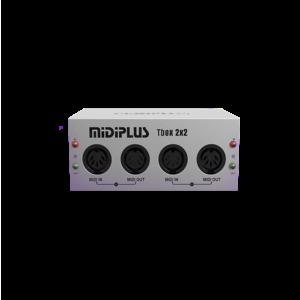 MIDIPLUS Tbox 2X2 MIDI 介面