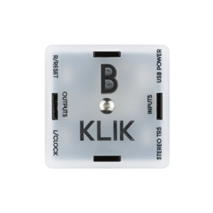 Bastl Instrument KLIK Clock 同步工具