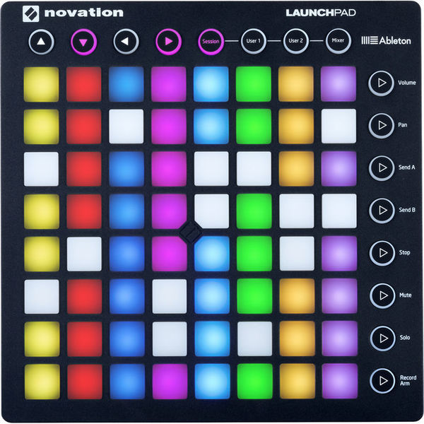 Novation Launchpad MKII MIDI 控制器