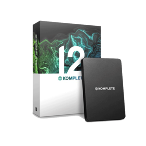 Native Instruments Komplete 12 Standard 音源插件資料庫