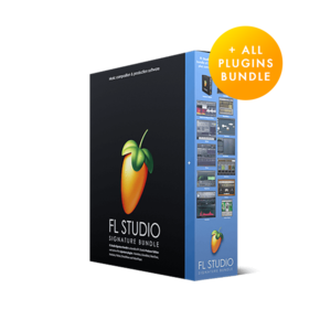 Image Line FL Studio 20 + ALL Plugins Bundle ( 下載版 )