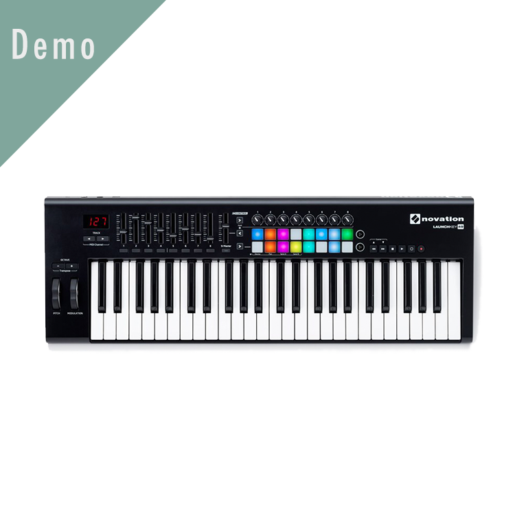 Demo launchkey49