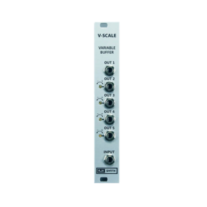 AJH Synth V-Scale Variable Precision Buffer