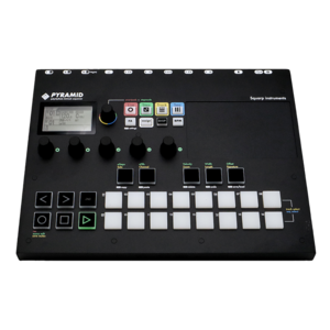 Squarp Instruments Pyramid MK3 序列機 x MIDI 控制器