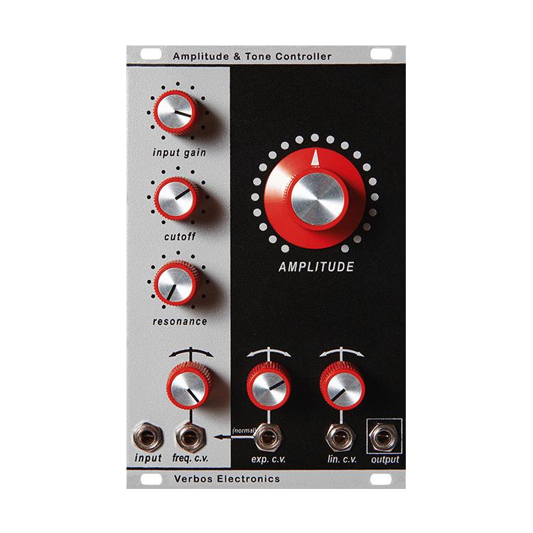 0001 amplitude and tone controller