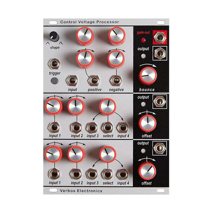 0011 control voltage processor