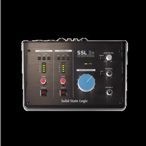 Solid State Logic SSL2+ USB錄音介面