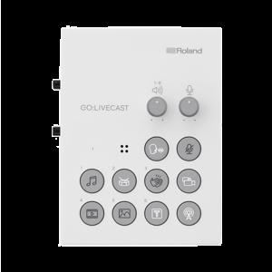 Roland GO:LIVECAST 手機直播 錄音介面