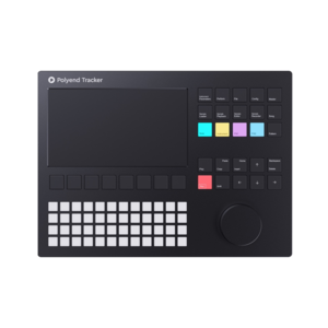 Polyend Tracker 最潮 80 風格 合成器、取樣機、序列器三合一神機