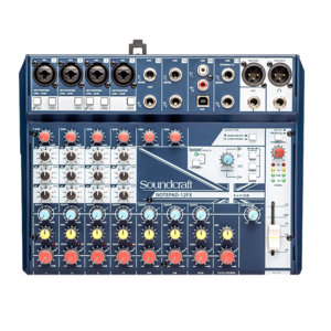 Soundcraft  Notepad-12FX 類比混音器