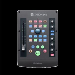 PreSonus ioStation 24c DAW 軟體 控制器/錄音介面 兩用