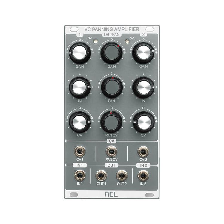 75 0000 vc panning amplifier front