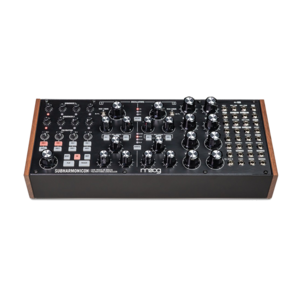 Moog Subharmonicon 類比合成器音源