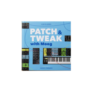BJOOKS Patch & Tweak with Moog 探索經典 Moog 合成器世界
