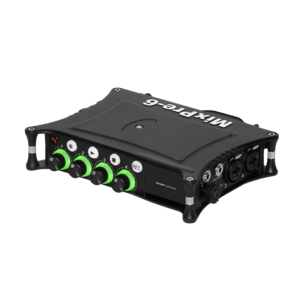Sound Devices MixPre-6 II 錄音介面 混音 錄音裝置
