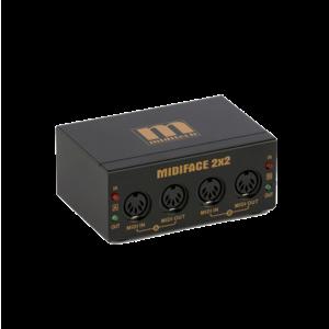 Miditech MIDIFACE 2×2 MIDI 介面