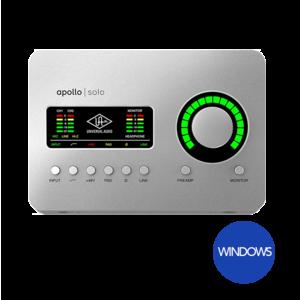 Universal Audio Apollo Solo USB-C 錄音介面 (Heritage 版本)