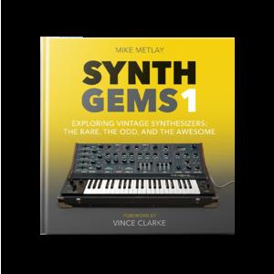 BJOOKS SYNTH GEMS 1 探索經典復古合成器