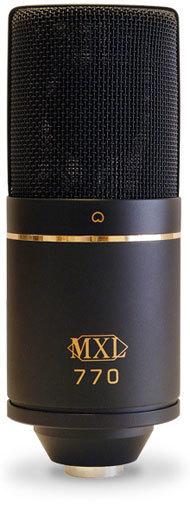 MXL 770 電容式麥克風