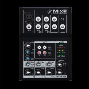 Mackie Mix 5 混音器