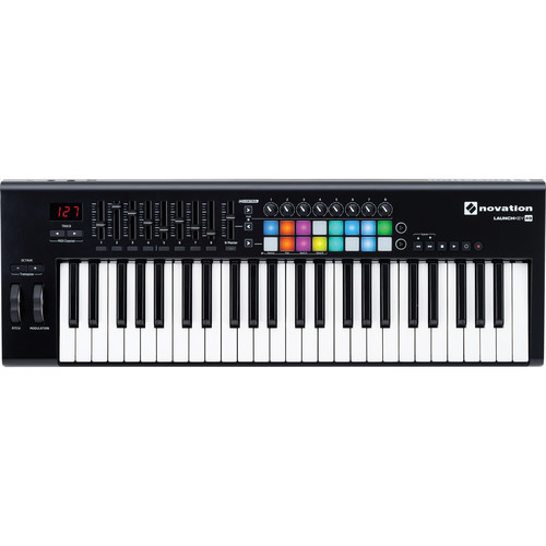 Novation Launchkey 49 MKII MIDI 鍵盤