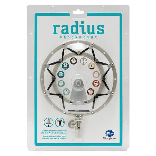 Blue Radius II Yeti 專用防震架