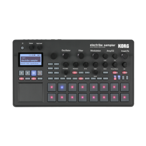 Korg Electribe2 Sampler 取樣機