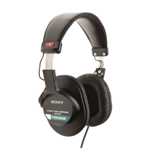 Sony 7506 監聽耳機