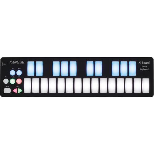 Keith McMillen Instruments K-Board MIDI 鍵盤
