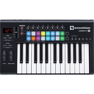 Novation Launchkey 25 MKII MIDI 鍵盤