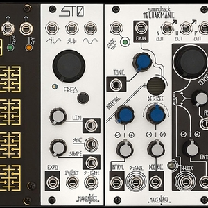Make Noise System Cartesian