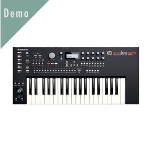 Elektron Analog Keys 合成器鍵盤 Demo 品