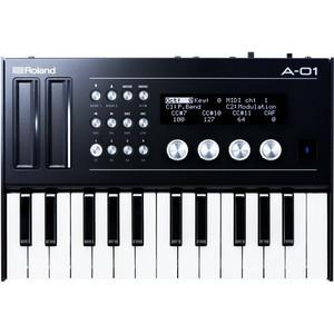 Roland A-01K MIDI 合成器鍵盤