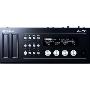 Roland A-01 MIDI 合成器介面