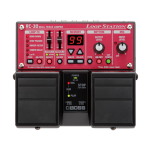 Boss RC-30 Loop 效果器