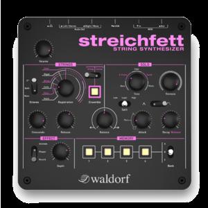 Waldorf Streichfett String 合成器