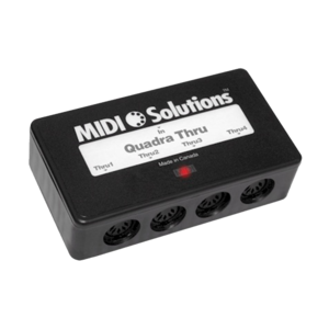 MIDI Solutions Quadra Thru